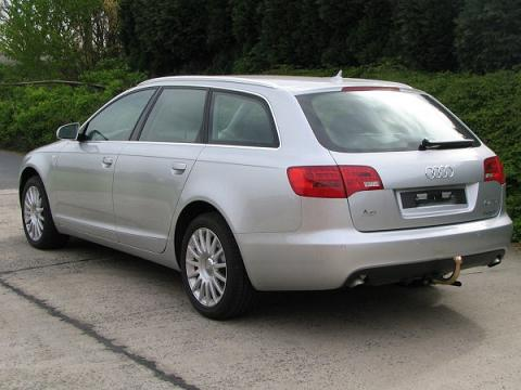 ATTELAGE AUDI A6 Break 2005->2011 (incl. Quattro) - RDSO demontable sans outil - attache remorque BRINK-THULE