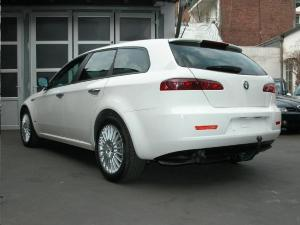 ATTELAGE ALFAROMEO 159 break 2006-> (Inclus Sportwagon Q4) - RDSO demontable sans outil - attache remorque BRINK-THULE