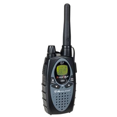 ALAN midland G7 CB PORTABLE ALAN G7 UNITAIRE TALKIE WALKIE PMR446