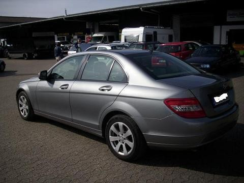 Attache remorque MERCEDES Classe C 2007- (W204) - RDSOH demontable sans outil - GDW-BOISNIER
