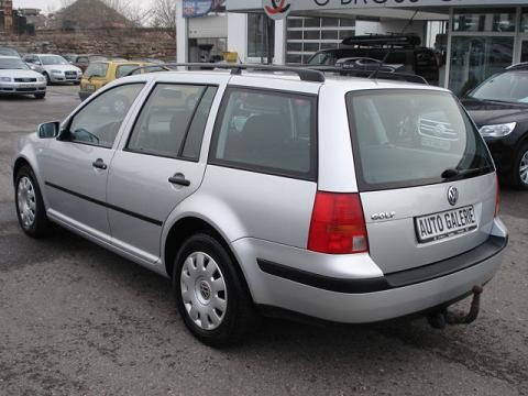 Attache remorque VOLKSWAGEN Golf 4 Break 1999- 2006 - Col de cygne - GDW-BOISNIER