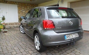 Attache remorque VOLKSWAGEN POLO 2009- - RDSO demontable sans outil - GDW-BOISNIER