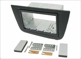 KENWOOD CAW-103506 kit d'installation facade double din (2 din) pour Dodge