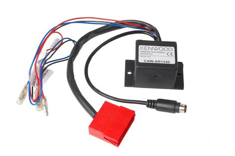 KENWOOD CAW-CCANVW1 INTERFACE COMMANDE VOLANT AUDI