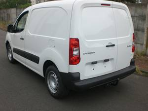 ATTELAGE CITROEN BERLINGO II 05/2008-> - attache remorque ATNOR