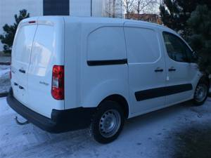 ATTELAGE CITROEN BERLINGO II rallonge 01/2009-> - attache remorque ATNOR