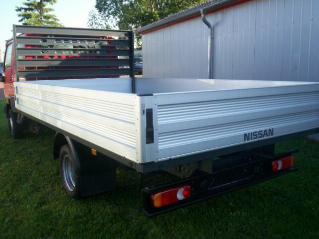 ATTELAGE NISSAN CABSTAR - attache remorque ATNOR