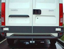 ATTELAGE IVECO DAILY FOURGON 01/1989->08/2006 35.8 et 35.10 - attache remorque A