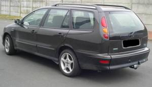 ATTELAGE FIAT MAREA WEEKEND - attache remorque ATNOR