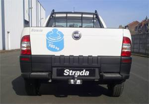 ATTELAGE FIAT PICK-UP STRADA - attache remorque ATNOR