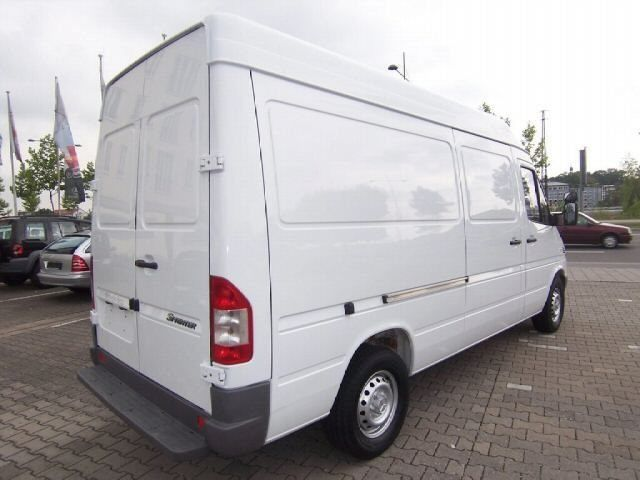 ATTELAGE MERCEDES SPRINTER 06/2006> VW CRAFTER CHASSIS CABINE OPTION FR - fabri