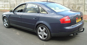 ATTELAGE AUDI A6 07/1997->12/2004 berline break QUATRO 07/1997->04/2004 DECOUPE