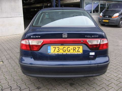 ATTELAGE SEAT TOLEDO PHASE 2 01/1999 >10/2004 - attache re ATNOR