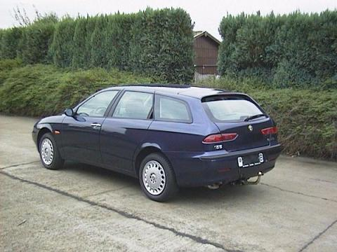 ATTELAGE ALFAROMEO 159 SPORTWAGON BREAK - COL DE CYGNE DECOUPE -attache remorque ATNOR