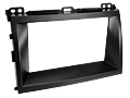 FACADE AUTORADIO DOUBLE DIN TOYOTA LAND CRUISER SANS NAVIGATION